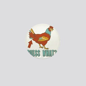 Chicken Butt! Mini Button
