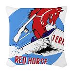 1ERHG Woven Throw Pillow
