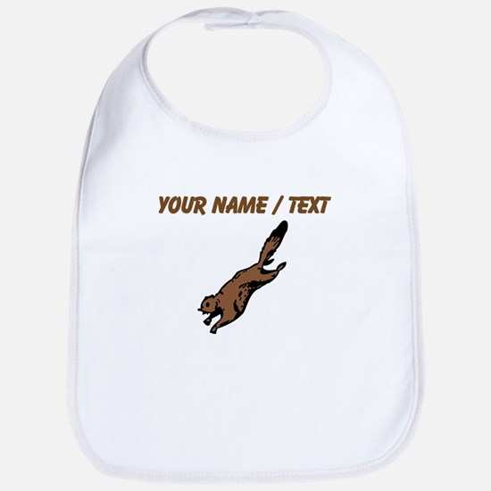 Custom Flying Squirrel Bib