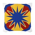 13th ESC Woven Throw Pillow