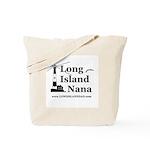Long Island Nana Tote Bag