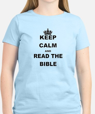 KEEP CALM AND READ THE BIBLE T-Shirt
