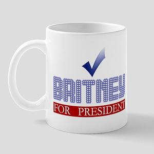 Britney for Prez Mug