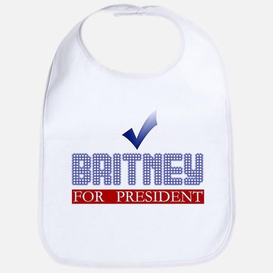 Britney for Prez Bib