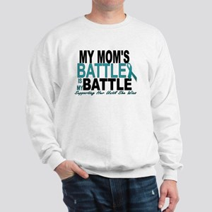 Moms Battle Sweatshirt