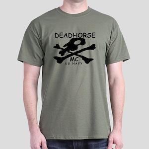 Deadhorse MC US Navy T
