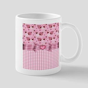 Lucky Ladybugs Mugs