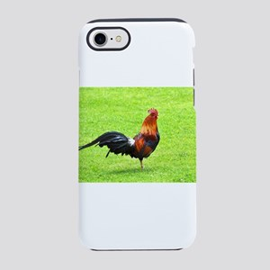Rooster Chilling iPhone 7 Tough Case