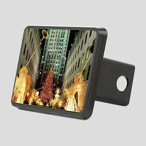 New York City Rectangular Hitch Cover