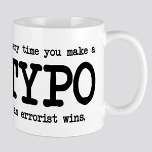 Errorist Wins Mug