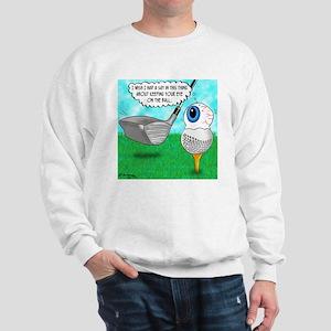 Keep Your Eye on the Ball Sweatshirt