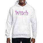 Witch Hooded Sweatshirt