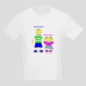 Big Brother Little Sister Kids T-Shirt