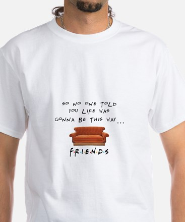 Awesome Unique F.R.I.E.N.D.S TShirt T-Shirt