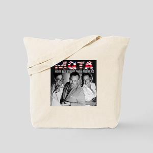 MQTA Radio Tote Bag