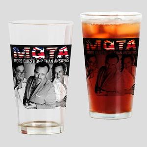MQTA Radio Drinking Glass