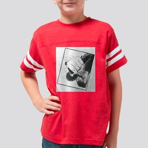 Pawholding Youth Football Shirt