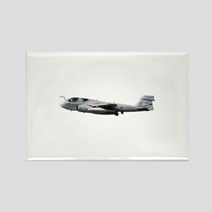 EA-6B Prowler Aircraft Rectangle Magnet