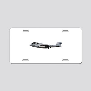 EA-6B Prowler Aircraft Aluminum License Plate