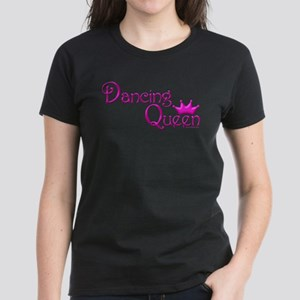 Dancing Queen Women's Dark T-Shirt
