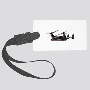 V-22 Osprey Aircraft Large Luggage Tag