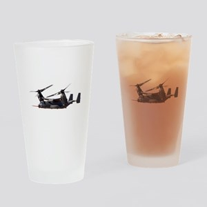 V-22 Osprey Aircraft Drinking Glass