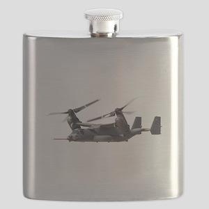 V-22 Osprey Aircraft Flask