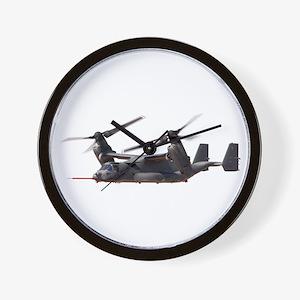 V-22 Osprey Aircraft Wall Clock