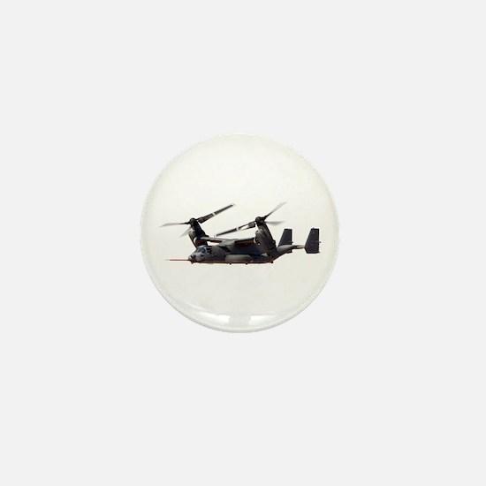 V-22 Osprey Aircraft Mini Button