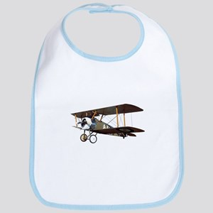 Camel Biplane Fighter Bib