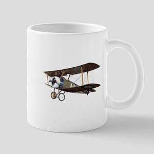 Camel Biplane Fighter Mug