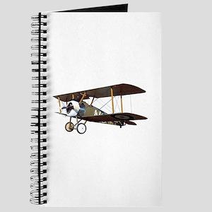 Camel Biplane Fighter Journal