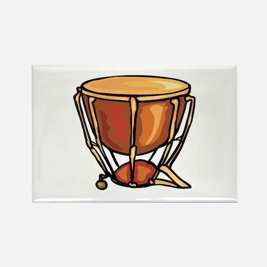 tympani drum percussion design Magnets