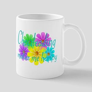 Cheerleading Happiness Mug