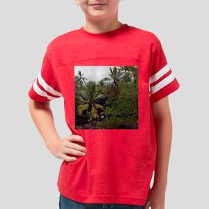 Queens Bath Youth Football Shirt