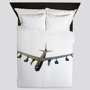 B-52 Stratofortress Bomber Queen Duvet