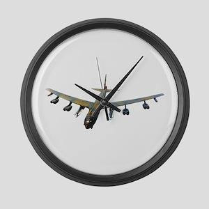 B-52 Stratofortress Bomber Large Wall Clock