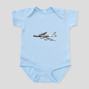 B-52 Stratofortress Bomber Infant Bodysuit