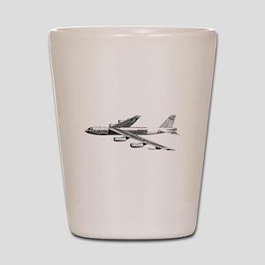 B-52 Stratofortress Bomber Shot Glass