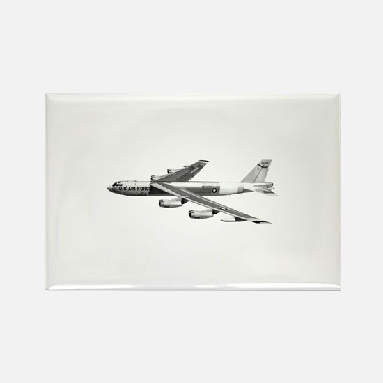 B-52 Stratofortress Bomber Rectangle Magnet
