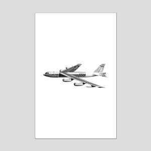 B-52 Stratofortress Bomber Mini Poster Print