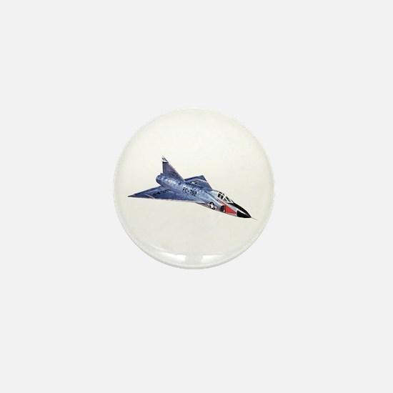 F-102 Delta Dagger Mini Button