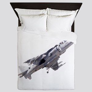 Harrier II Jump Jet Queen Duvet
