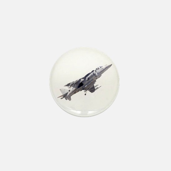 Harrier II Jump Jet Mini Button