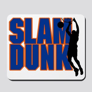 Slam Dunk Basketball Mousepad