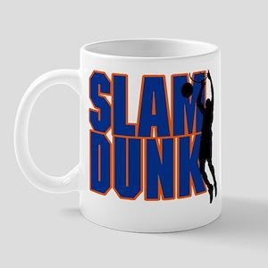 Slam Dunk Basketball Mug