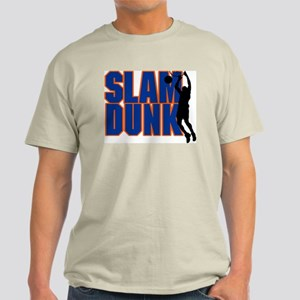 Slam Dunk Basketball Ash Grey T-Shirt