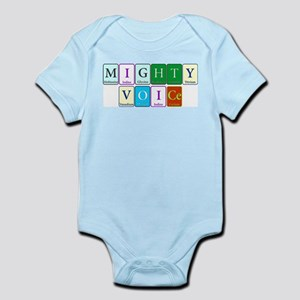 Mighty Voice Body Suit