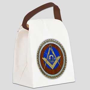masons Canvas Lunch Bag