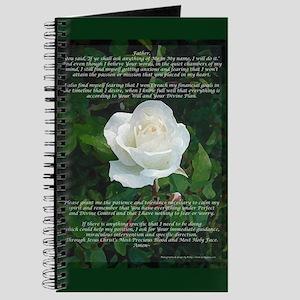 Calm Spirit Prayer Journal